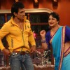 Sonu Sood and Upasana Singh on Comedy Nights with Kapil