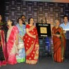 Yester year actors at Asha Parekh's hand imprint launch by UTV Stars