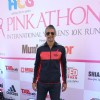Milind Sonam at HCG Pinkathon for breast awareness - 2013