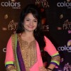 Giaa Manek was seen at the COLORS Golden Petal Awards 2013