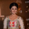 Rashmi Desai was seen at the COLORS Golden Petal Awards 2013