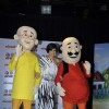 Mandira Bedi at Nickelodeon on the Christmas Special