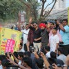 Shreyas Talpade Flags off Harley Davidson bike rally
