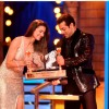 Salman hands over Gauhar the trophy of Bigg Boss Saat 7