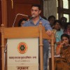 Aamir Khan at the road safety seminar
