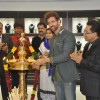 Hrithik lights the inaugural lamp of Joyalukkas jewellery showroom