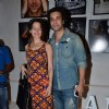 Sanjeedha and Aamir Ali at Dabboo Ratnani's 2014 Calendar launch