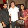 Rajan Shahi with Rajeev Verma and Vibha Chhibber at the get together for Aur Pyar Ho Gaya