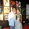 Mazher Sayed with Mouli Ganguly at the GR8! Love Stories Calendar Launch