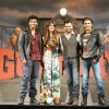Arjun Kapoor, Priyanka Chopra and Ranveer Singh at Gunday - Music Launch