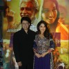Madhuri Dixit Nene and Dr. Nene was at the Premier of 'Dedh Ishqiya'