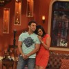 Salman Khan and Shweta Tiwari on Comedy Night With Kapil