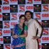 Sucheta Khanna & Rohitashv Gaur at SAB Ke Satrangi Parivaar Awards