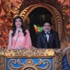 Karishma Tanna & Sailesh Lodha were at SAB Ke Satrangi Parivaar Awards