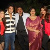 Dimple Jhangiani, Ankit Gera, Rajan Shahi and Adaa Khan at the Celebration