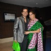 Shaan with his wife were at Toshi Sabri's Reception Party