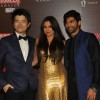 Meiyang Chang, Maria Goretti and Taaha Shah were seen at the 20th Annual Life OK Screen Awards