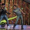 Salman Khan performs on Dance India Dance