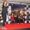 Bipasha Basu teaches some exercises at the launch