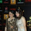 Tanuja and Tanisha Mukherji were at the 9th Star Guild Awards