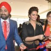 Huma Qureshi inagurates the wedding & lifestyle exhibition; Shagun 2014