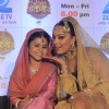 Juhi Aslam and Meghna Naidu were seen at the Launch of Jodha Akbar e-book and mobile game launch