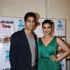 Sidharth Malhotra and Parineeti Chopra during Hasee Toh Phasee Promotions on DID Season 4