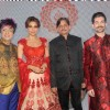 Rohhit Verma with Bipasha Basu and Neil Nitin Mukesh at the Fashion Show