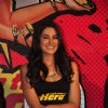 Nargis Fakri at the First Look of 'Main Tera Hero'