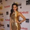 Deepika Padukone was at the 59th Idea Filmfare Awards 2013