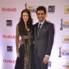 Kalki Koechlin and Gulshan Devaiah were seen at the 59th Idea Filmfare Awards 2013