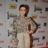 Karisma Kapur was at the 59th Idea Filmfare Awards 2013