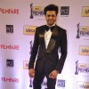 Manish Paul was seen at the 59th Idea Filmfare Awards 2013