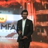 Nawazuddin Siddiqui recieves the Best Actor in Supporting Role Male award for The Lunch Box