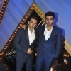 Ranveer and Arjun pose for a click