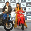 Salman and Parineeti launch Suzuki two-wheelers