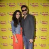 Preeti Desai and Abhay Deol at the Promotion of One By Two at Radio Mirchi