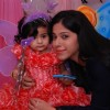 Samairra with Addite Shirwakar Malik at her birthday party