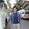 Farhan Akhtar arrives for Promotions of 'Shaadi Ke Side Effects' on Grand finale of Nach Baliye 6
