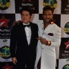 Sajid Khan and Terence Lewis at the Grand finale of Nach Baliye 6