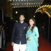Ahana Deol & Vaibhav Vora at their Sangeet Ceremony