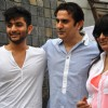 Parmeet sethi and Archana Puran Singh were at the White Brunch