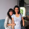 Shruti Seth and Gul Panag was seen at the White Brunch