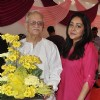 Gulzar at the launch of the clinic La Piel