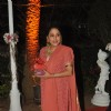 Anju Mahendroo was seen at Ahana Deol & Vaibhav Vora's Reception Party