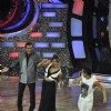 Mithunda and Priyanka perform with one of the contestants' on DID season 4