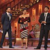 The cast of 'Gunday' have some fun time on Comedy Nights with Kapil
