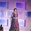 Madhuri Dixit walks the ramp at the Save & Empower The Girl Child event