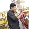 Karan Johar shoots for TV show Mission Sapne