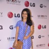 Konkona Sen Sharma at the LG OLED TV Promotional Event